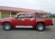 Vendo camioneta mazda 4x4 del 2009