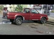Linda camioneta mazda 2600