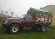 Vendo una camioneta mazda b2600 4x4. buena oportunidad!