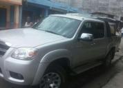 Vendo linda camioneta mazda. doble cabina 2011.