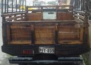 Camioneta mazda motor 1600