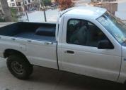 Oportunidad! camioneta mazda 2600 4x4