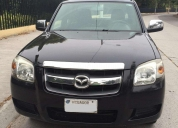 Mazda bt50 4x2, 2009, manual, 210.000 km. oportunidad!.