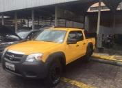 Vendo excelente camioneta mazda bt50 4x4