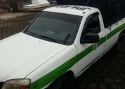 Camioneta mazda bt50 a diésel año 2011