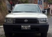 Vendo camioneta mazda año 2002