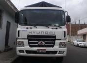 Excelente camion hyundai 2011