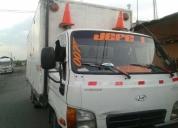 Excelente hyunday hd72 vendo a cambio con vehiculo.