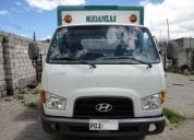 Camión hyundai hd65 flamante. buen estado.
