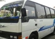 Excelente buseta de 24 pasajeros