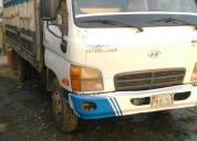 Camiòn hyundai hd 72 o cambio con vehiculo de agrado, contactarse.