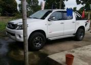 Toyota 2010 a diesel flamante sin problemas como nueva