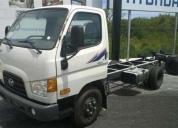 Vendo camion hyundai 4.2 toneladas.