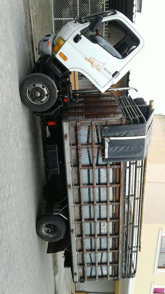 Excelente Camión Hiunday Hd78