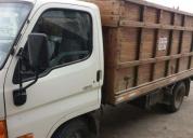 Excelente camión hyundai