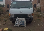 Excelente camión hyundai hd72