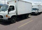 Vendo excelente camiones hyundai 4.5t