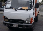 Camión usado y en buen estado.