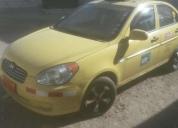 Se vende excelente taxi con todo puesto