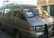 Venta de furgoneta hyundai h100 2004