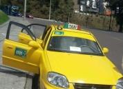 Venta de taxi legal con derechos y acciones.aprovecha ya!