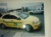 Se vende un taxi en la ciudad de ambato. contactarse.
