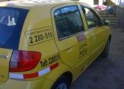 Excelente taxi en venta