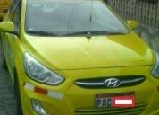 Vendo excelente taxi con puesto