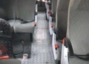 Excelente micro bus huiday couty