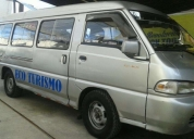 hyundai h100 vendo o cambio por auto, contactarse.