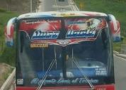 Venta de excelente bus interprovincial