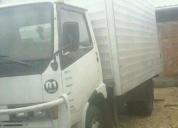 Vendo o cambio en manta camion de 5 toneladas