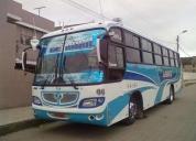 Vendo bus urbano modelo 2008,contactarse.