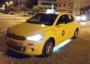 Se vende taxi full equipo cero choques citroen