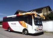 Bus turismo hino fc 2011 34 paxs. contactarse.