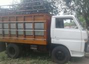 vendo o canbio camion daihatsu con nissan junior, contactarse.