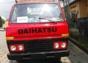 Vendo o cambio camion daihatsu con camioneta chevrolet.