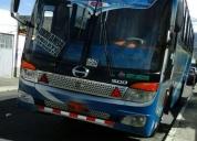 Vendo bus aÑo 2009 hino fg, contactarse.