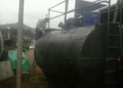 Excelente tanque para combistible o agua