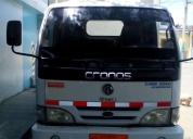 Camion furgon de 2 toneladas