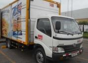 Se vende excelente camion hino 816 dutro