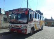 Excelente bus hino fg 2008