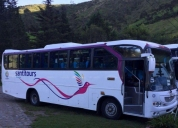 En venta  bus para 41 pasajeros.