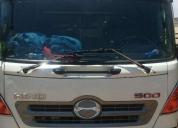 Excelente camión hino fc año 2011