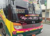 Excelente bus hino fg 2009
