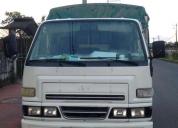 Hermoso camion daihatsu delta 2006