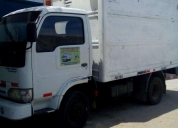 camion de 2 tons con puesto legal