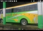 Excelente bus interprovincial hino 2010