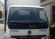 Oportunidad!. camion qmc cronos 2.5 toneladas unico dueño