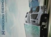 Excelente equipos de frío para transportes